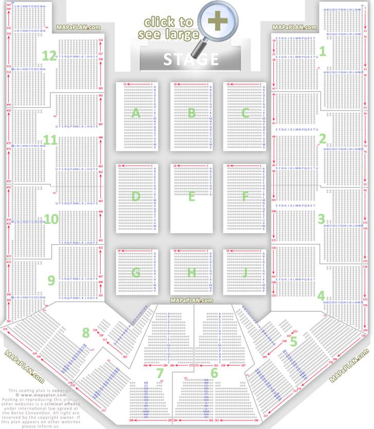 Birmingham Barclaycard Arena (NIA National Indoor Arena