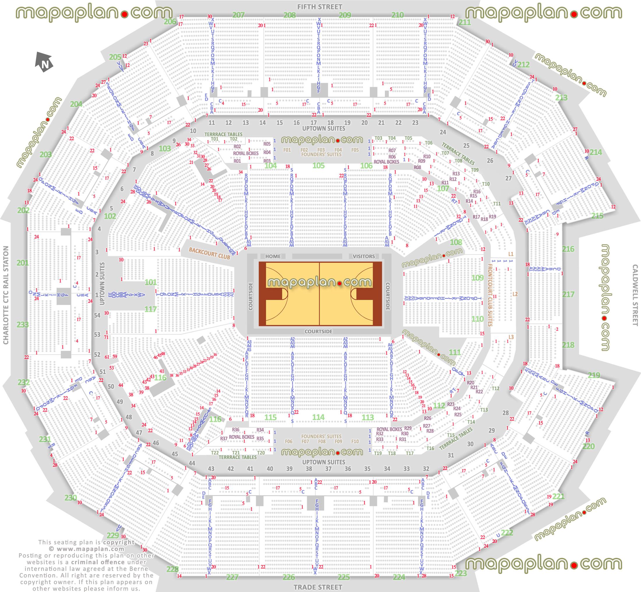 Basketball Plan For Charlotte Hornets