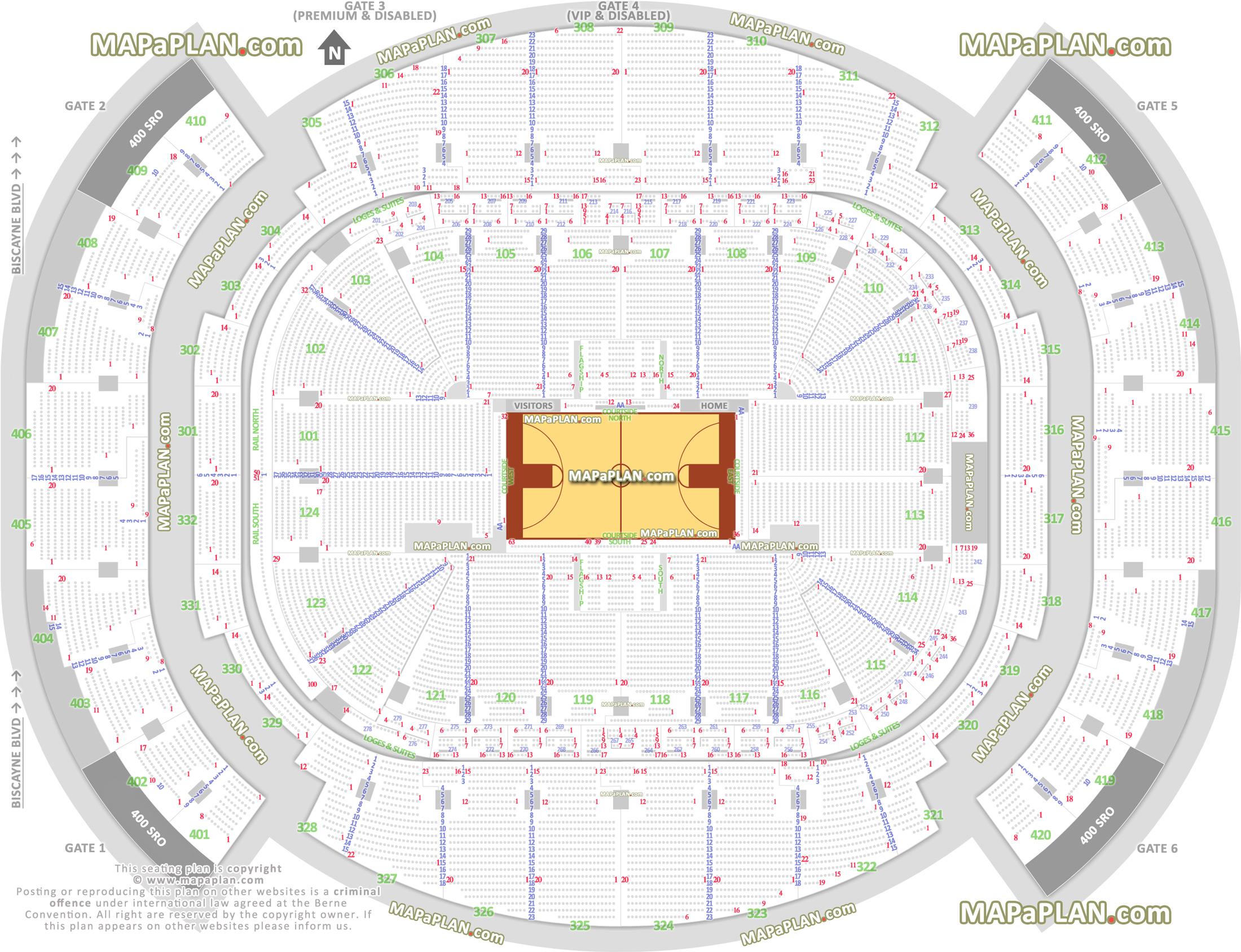 miami american airlines arena - miami heat stadium nba