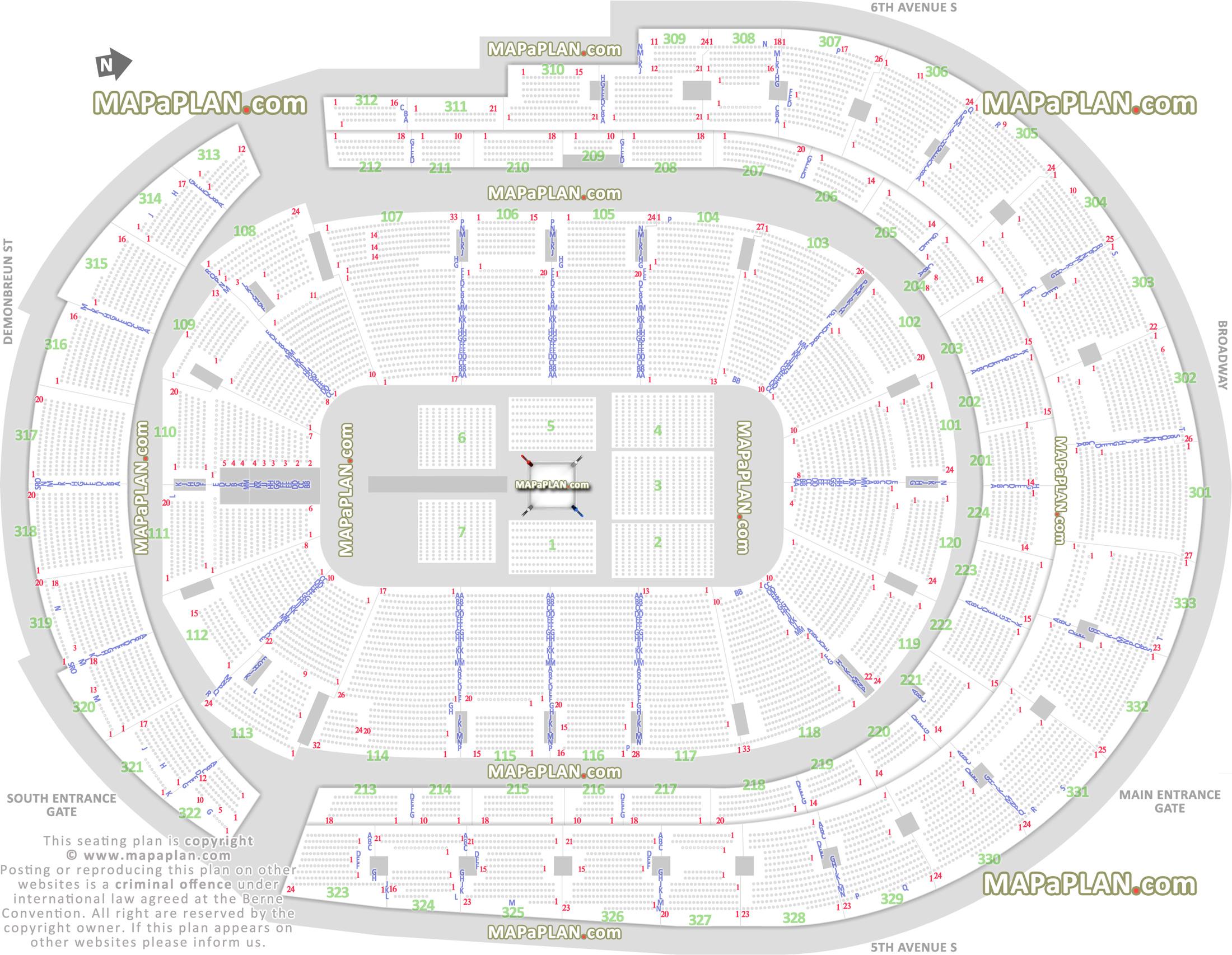 Bridgestone Arena Wwe Raw Smackdown