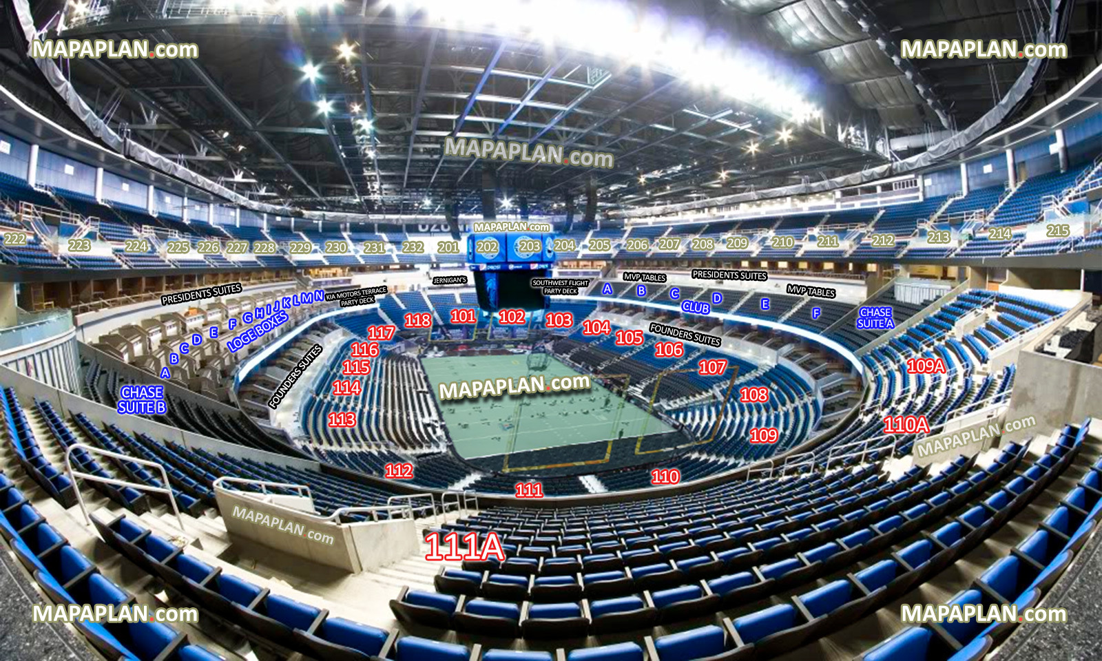 Amway Center Concert Seating Capacity | Awesome Home