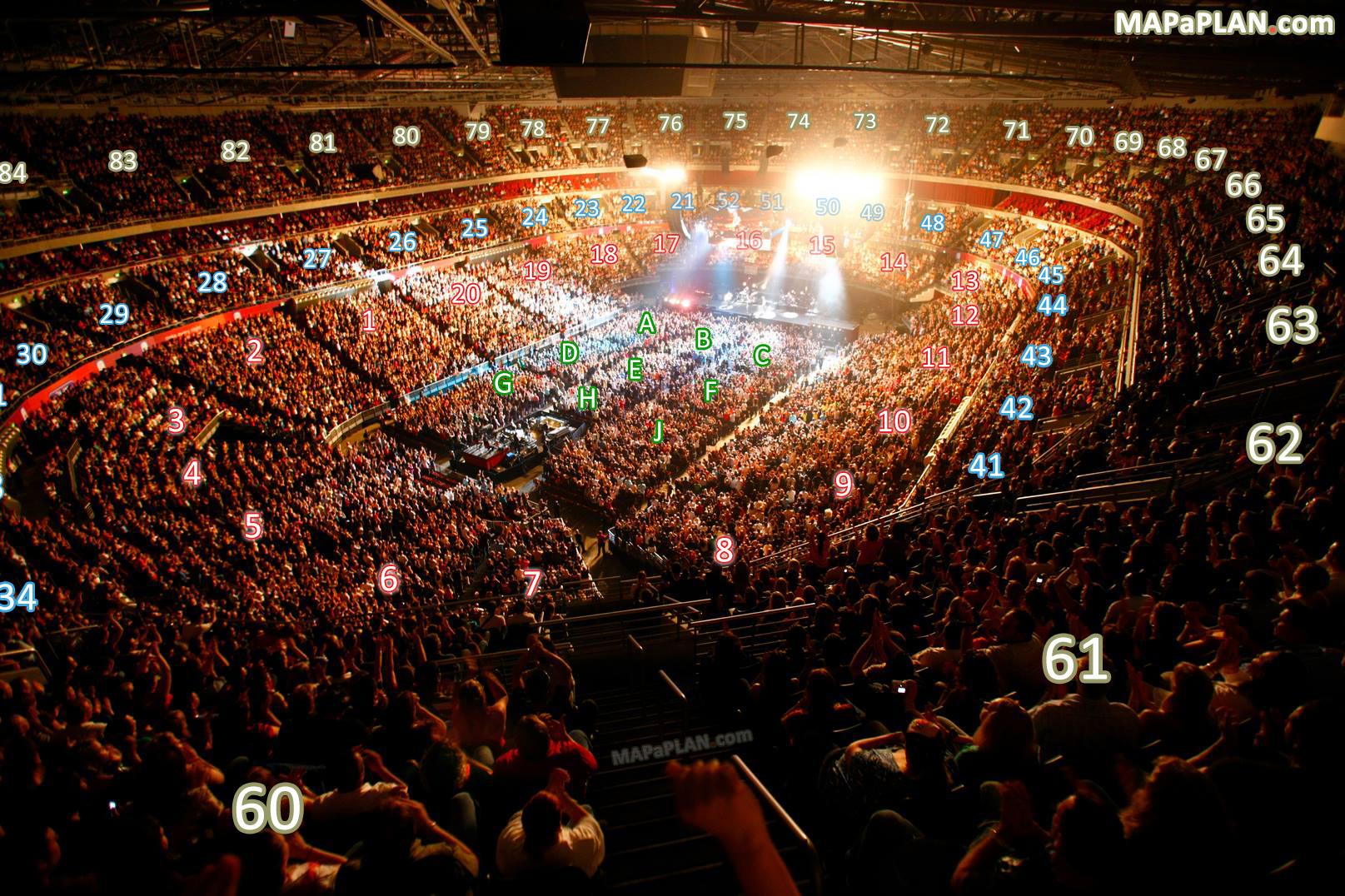 Barclaycard Arena Birmingham Capacity | Cardbk.co