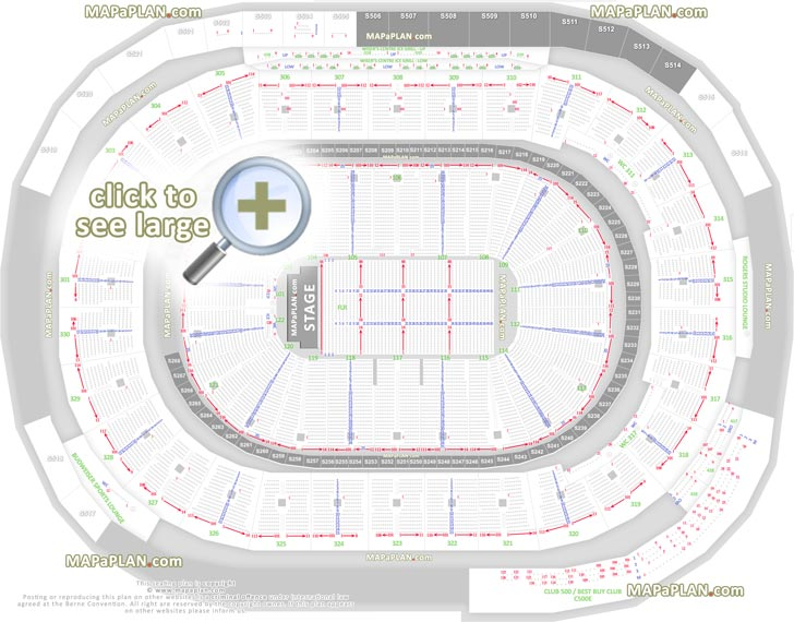 Rogers Arena Seat Map Rogers Arena Vancouver seat numbers detailed seating plan  Rogers Arena Seat Map
