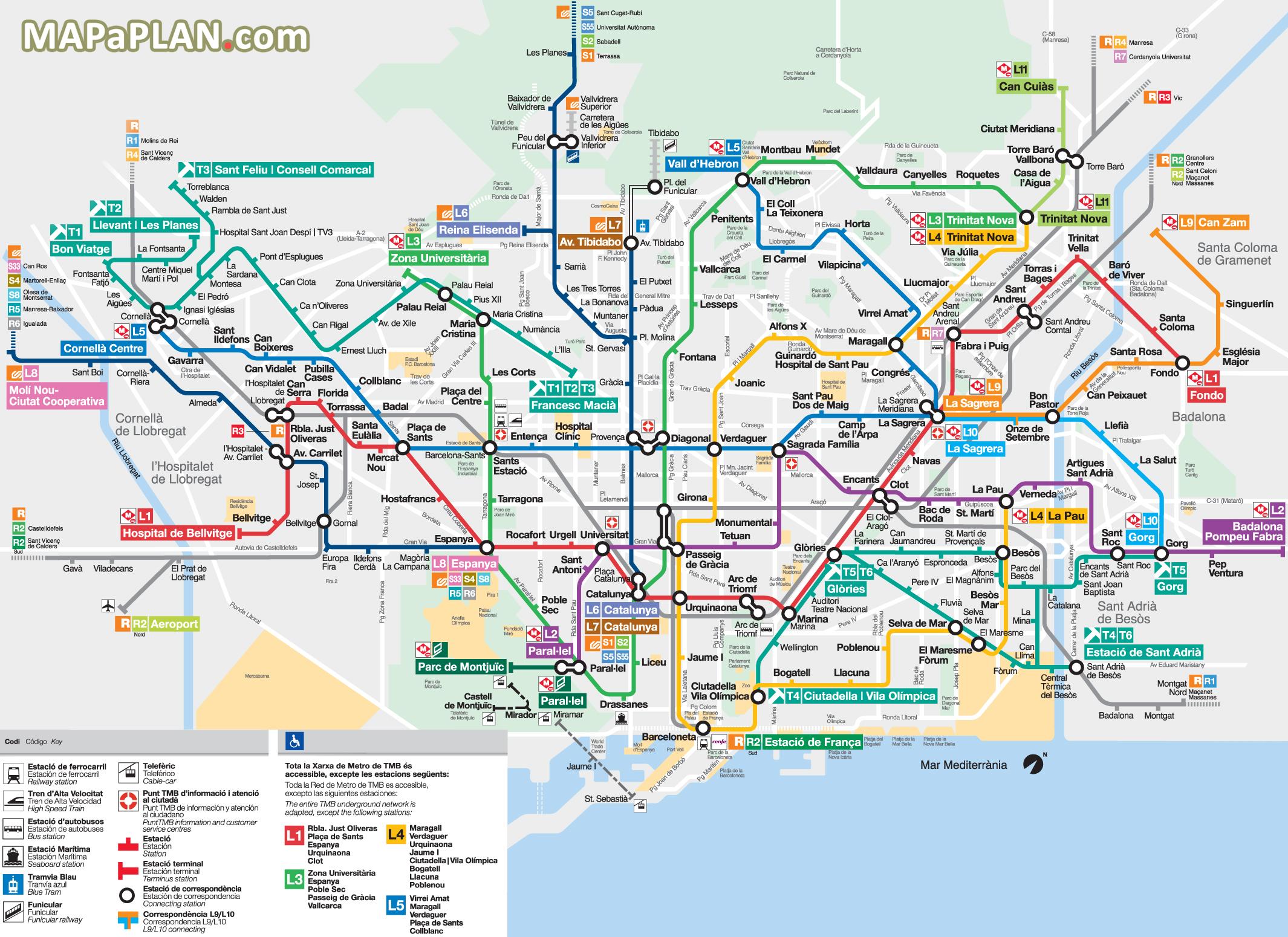 Tourist Map Washington Dc city tech map