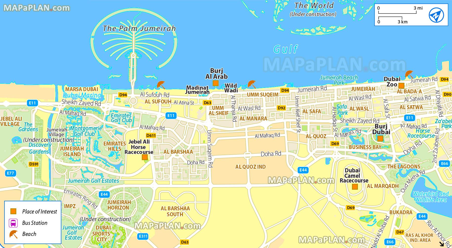 London Map Attractions Pdf.Dubai Tourist Attractions Map Pdf Tourism Company And Tourism