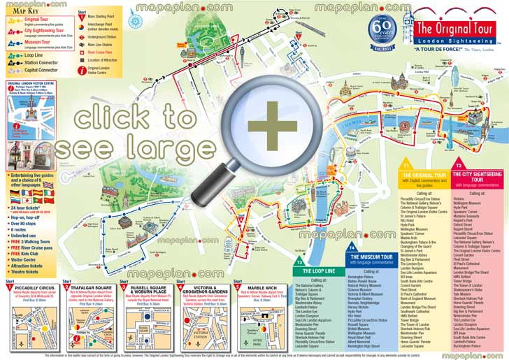 London Map Guide.Tourist Guide London Tourism Company And Tourism Information Center