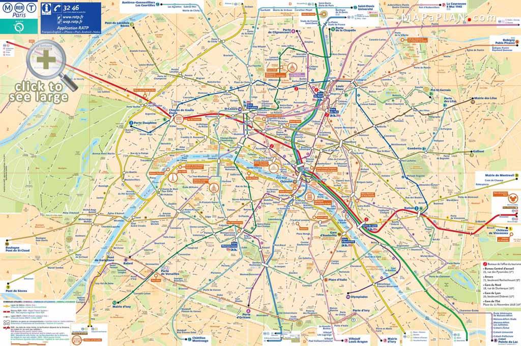 Metroplan Paris Pdf