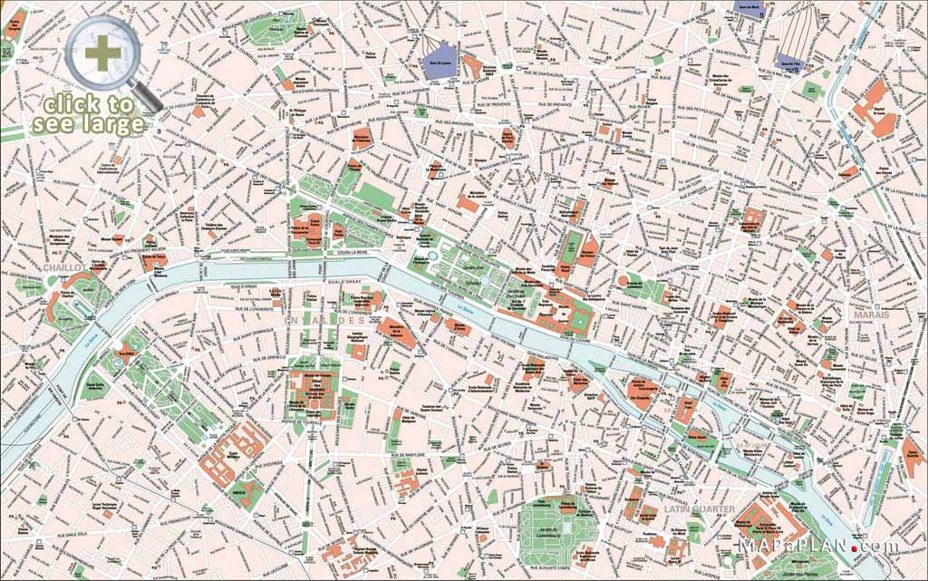 Map Of France For Tourists.Tourist Map Of Paris France Tourism Company And Tourism