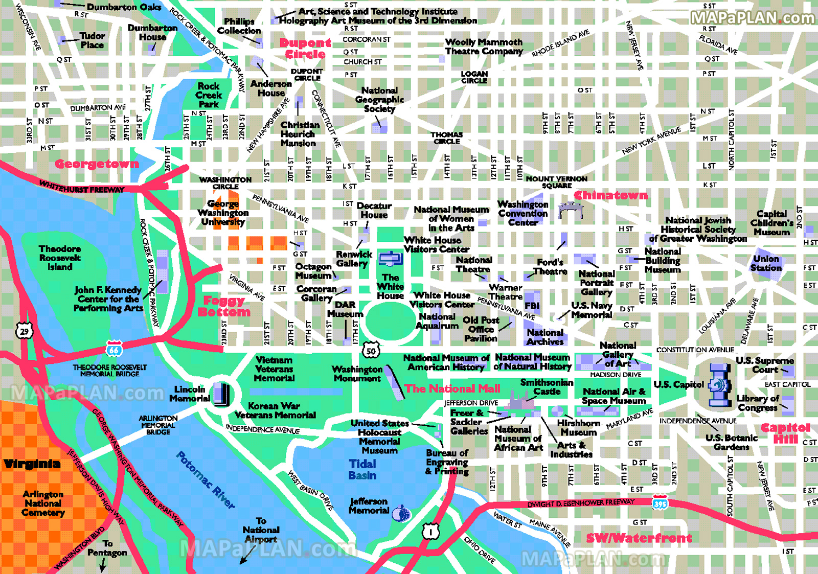 graphic about Printable Maps of Washington State identify Washington Place Vacationer Points of interest Map - Tourism Organization